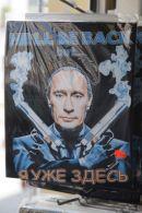Puur Naturisme: Boergas, Poetin-T-shirt