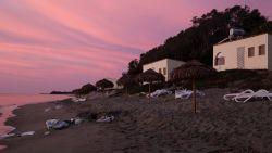 Naaktstrand Riva Bella, Corsica, Frankrijk